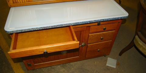 The Team At Tri County Furniture Restoration Has Over 35 Years Of  Experience In Stripping Furniture And Can Work On Pieces Of All Sizesu2014end  Tables, Doors, ...