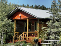 Here 39 s how to snag an awesome vacation cabin for a great for Fireside cabins pagosa