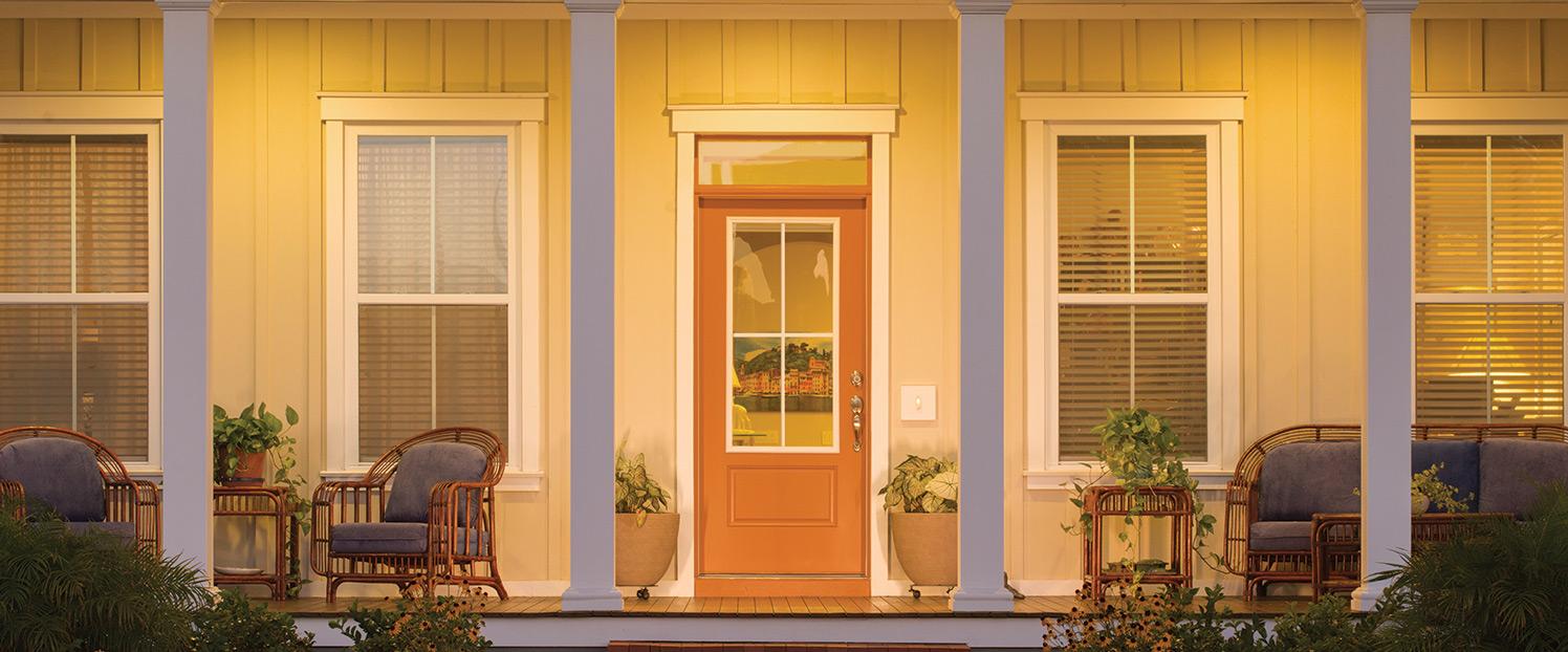 The Most Popular Front Door Styles And Designs Marsh Building