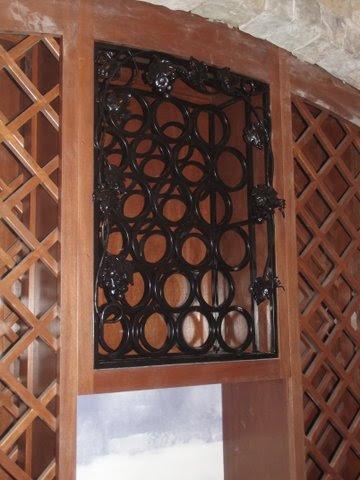 Elegant iron designs for your home 39 s interior elsmere ironworks covington nearsay - Wrought iron indoor decor classy elegance ...