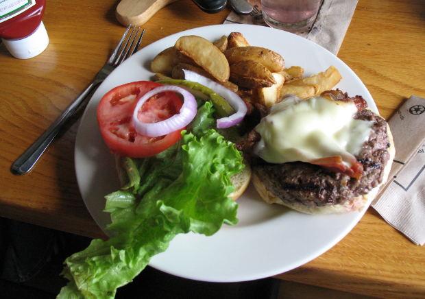 best burgers in Cincinnati