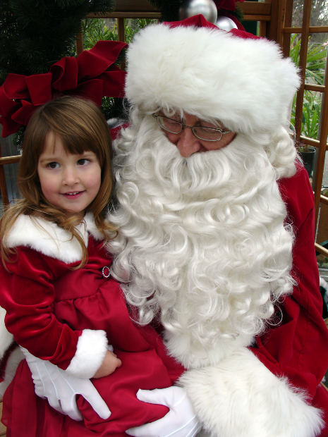 It Just Doesnu0027t Feel Like Christmas Without A Quick Stop By Cookies With  Santa! From The Holiday Music And Party Decor To The Vast Array Of Festive  Treats, ...