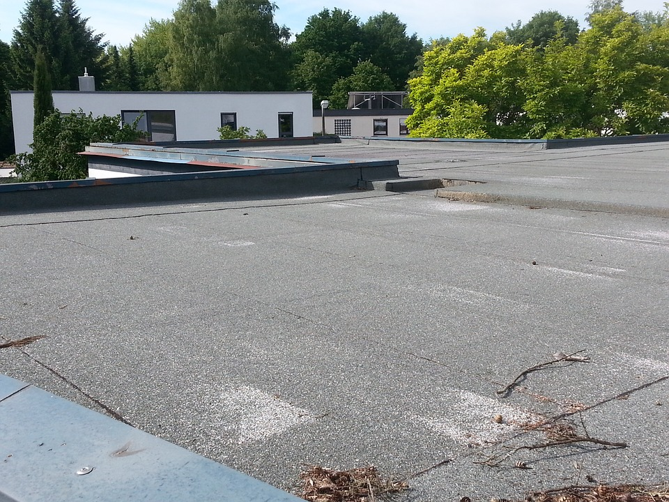 3 Differences Between Torch Down Roofing Amp Other Flat Roof