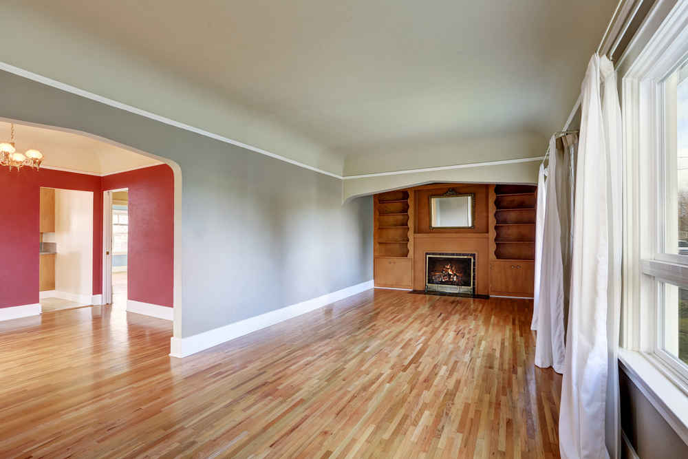 Floor refinishing experts share 4 steps for staining your for Local hardwood flooring companies