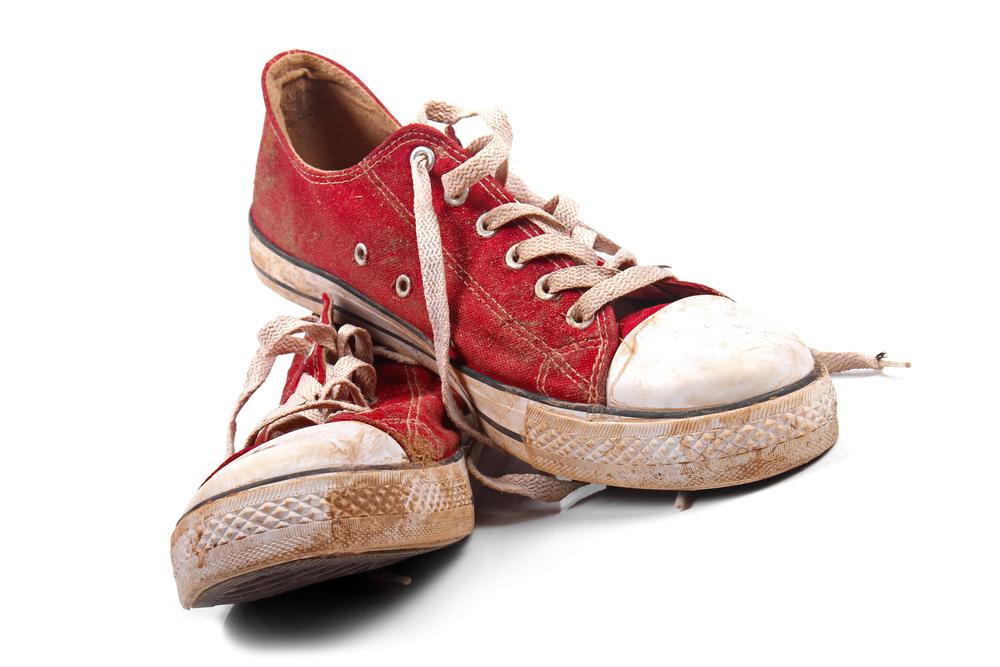 Shoe Heel Falling Apart