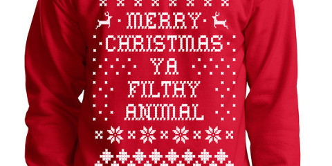 Win the Christmas Sweater Contest With Custom Hoodies From Fresh ...