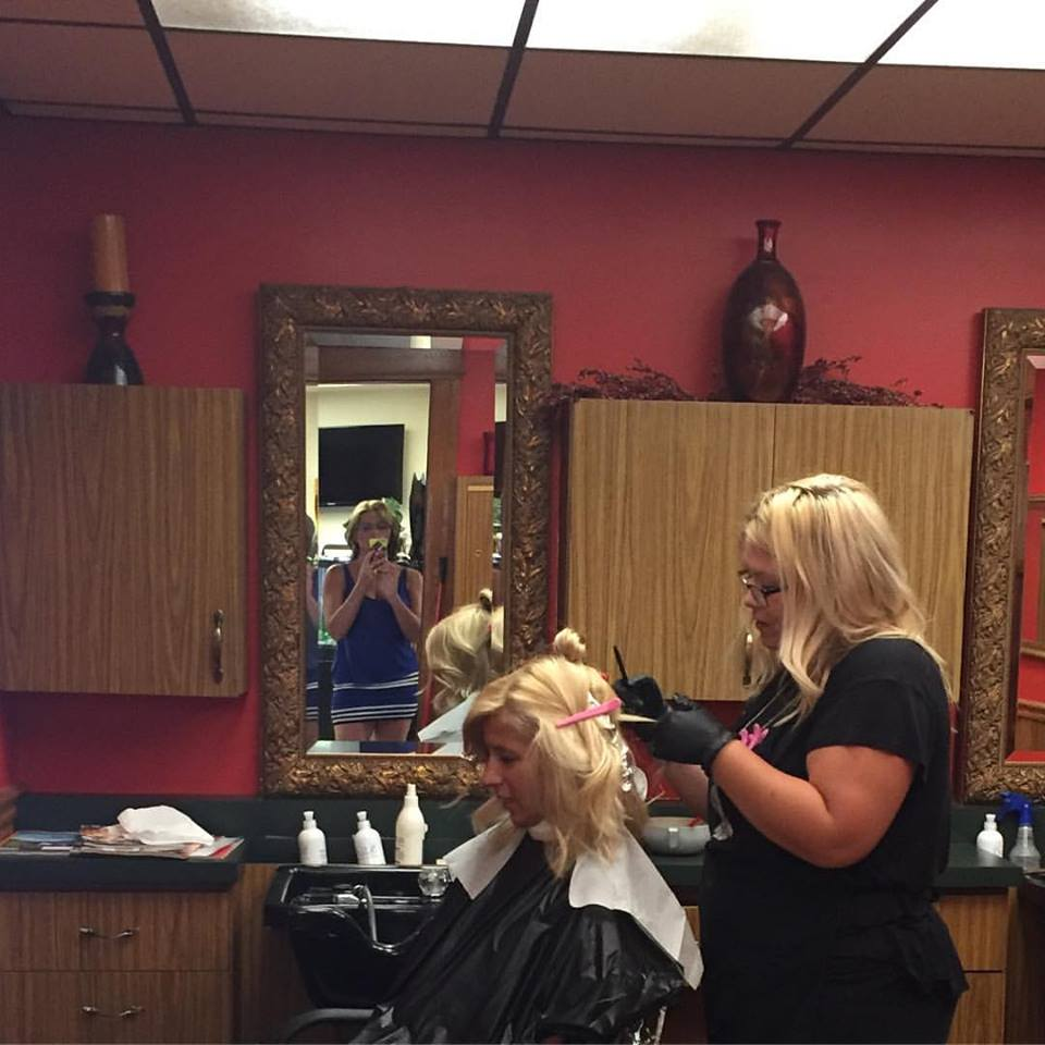 full service salon Rochester NY