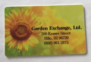 Founded In 1964, Garden Exchange Started As A Small Family Owned Shop And  Has Since Expanded To Include A Large Plant Nursery And An Extensive  Inventory Of ...