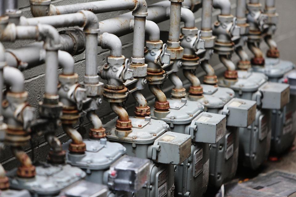 gas line Dayton OH