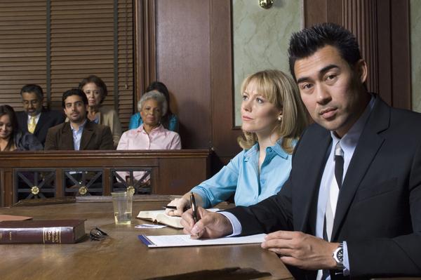 Defense Attorney