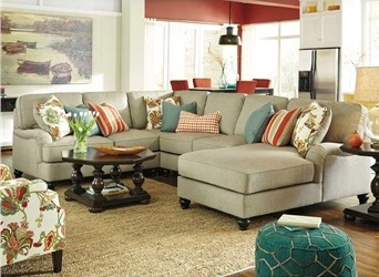 How to choose the ideal living room furniture for your for Ideal living room furniture layout