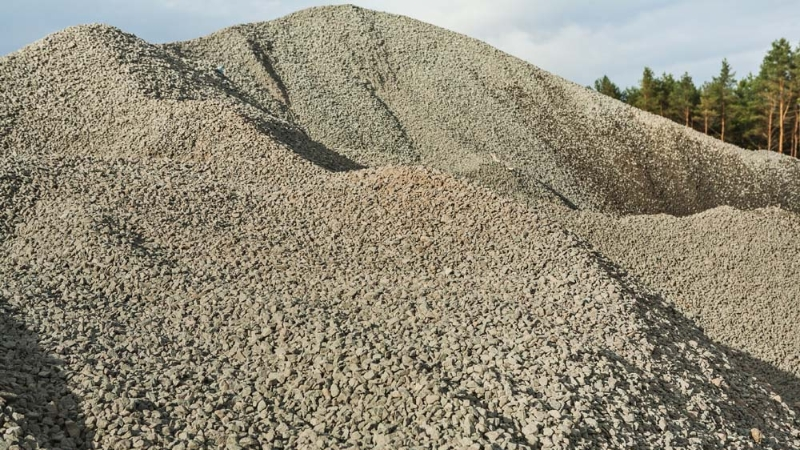 Building Sand Stone : Why is gravel used for septic systems leach fields