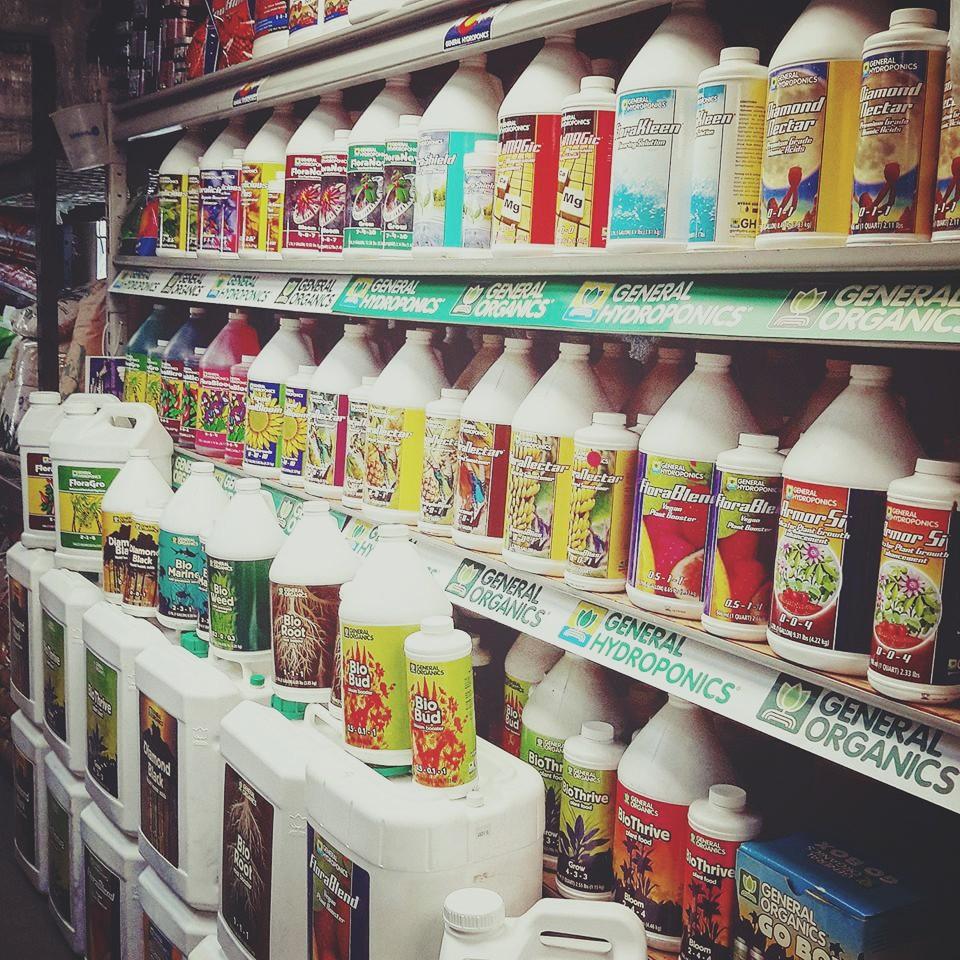 grow store Denver CO