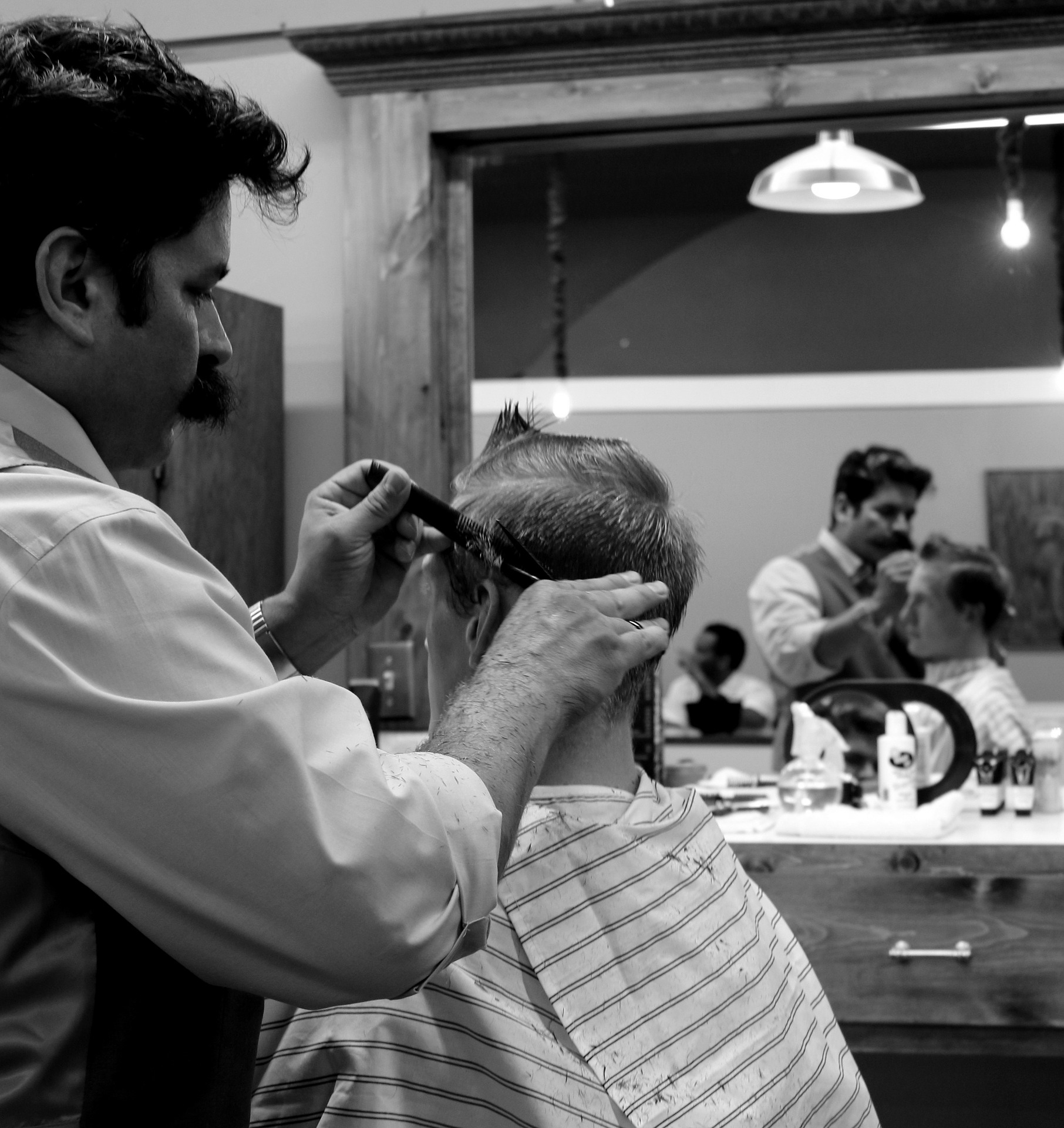 Say goodbye to dull hair with the 5 best hair salons on - Barber vs hair salon ...