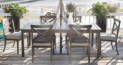 Bring Stuart Dining Table - Three Ways Handcrafted Furniture Will Make Spring Come Sooner