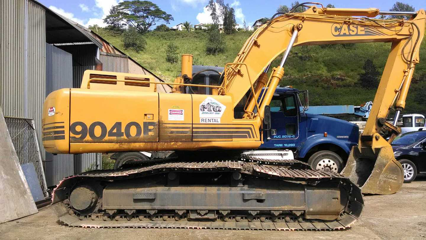 Heavy Equipment Maintenance : Signs of heavy equipment wear that call for repair