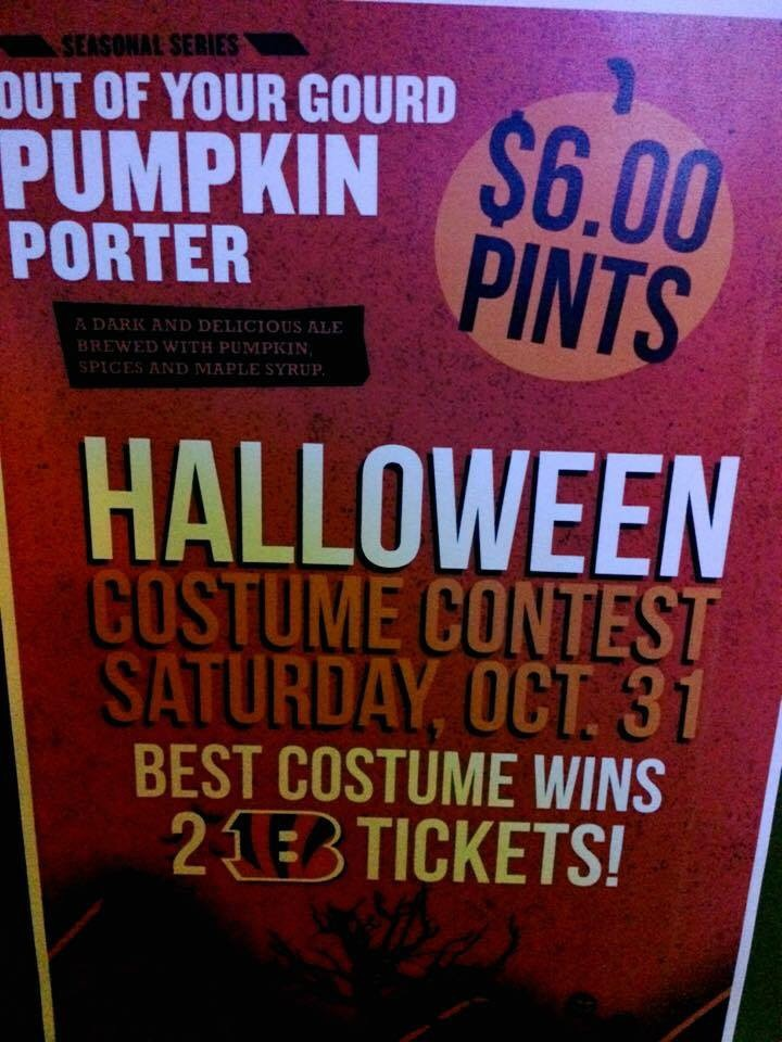 Halloween Costume Party Tonight @OMalleysInTheAlley and ...