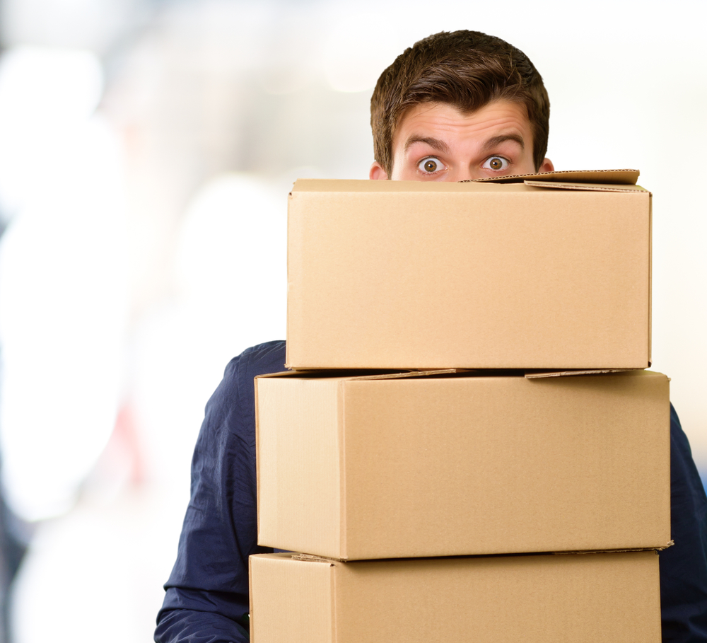 Storage Unit People Find Themselves Between Living Situations For All Kinds  Of Reasons. Perhaps A Soon To Be Homeowner Is Waiting For Construction To  Be ...