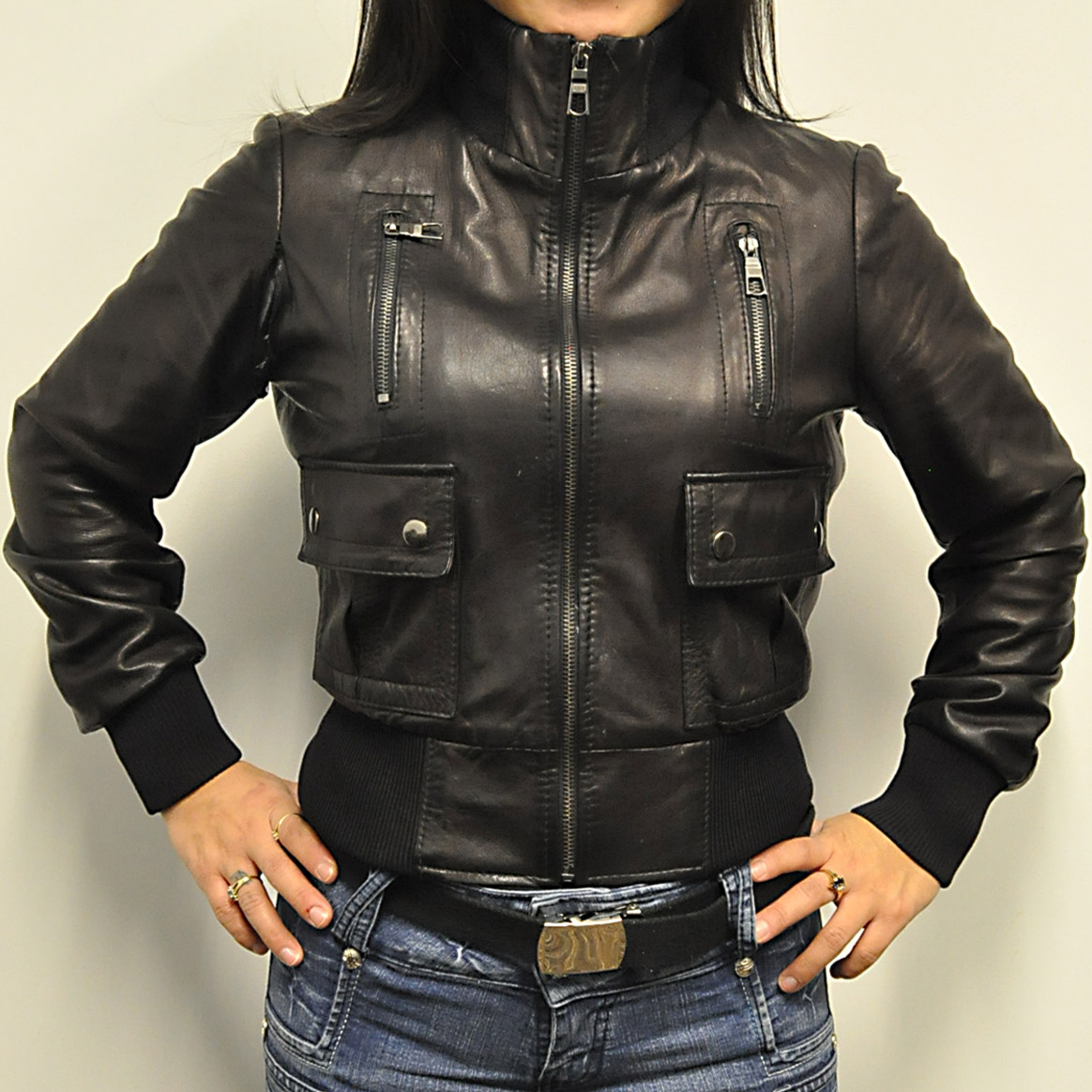 Get a Custom Leather Jacket at 6 Avenue Tailor