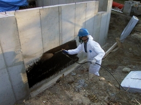 Jaco Waterproofing Has The Right Foundation Waterproofing For Your New Home Construction Jaco