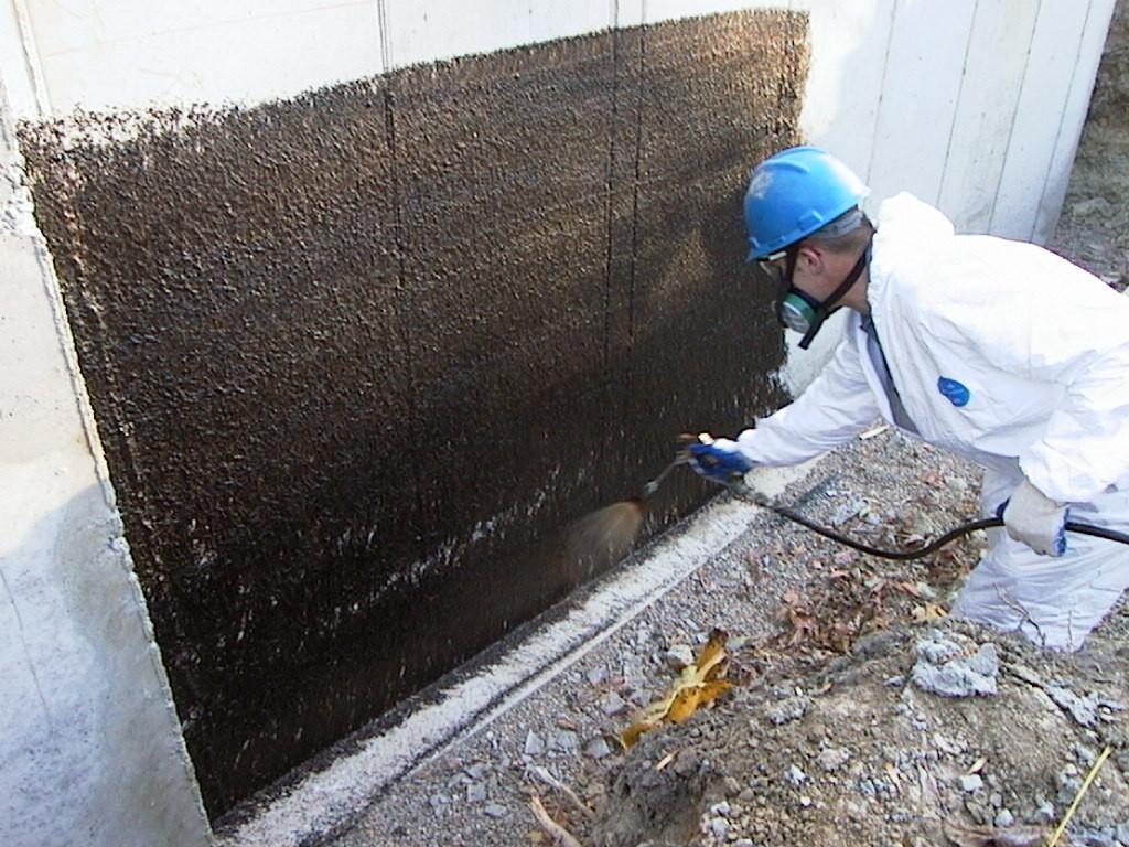 Jaco waterproofing explains the difference between interior exterior basement waterproofing Exterior basement waterproofing