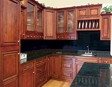 Surplus Warehouse Shares Big Project Ideas for Small Kitchen Designs ...