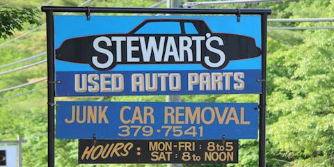Stewart S Car Removal Barkhamsted Ct