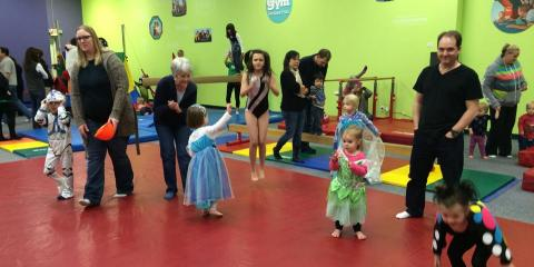 For Children Run Specific Lengths Of Time And Require That Attendees Sign Up Pay The Full Session Day Camp At Little Gym Edina