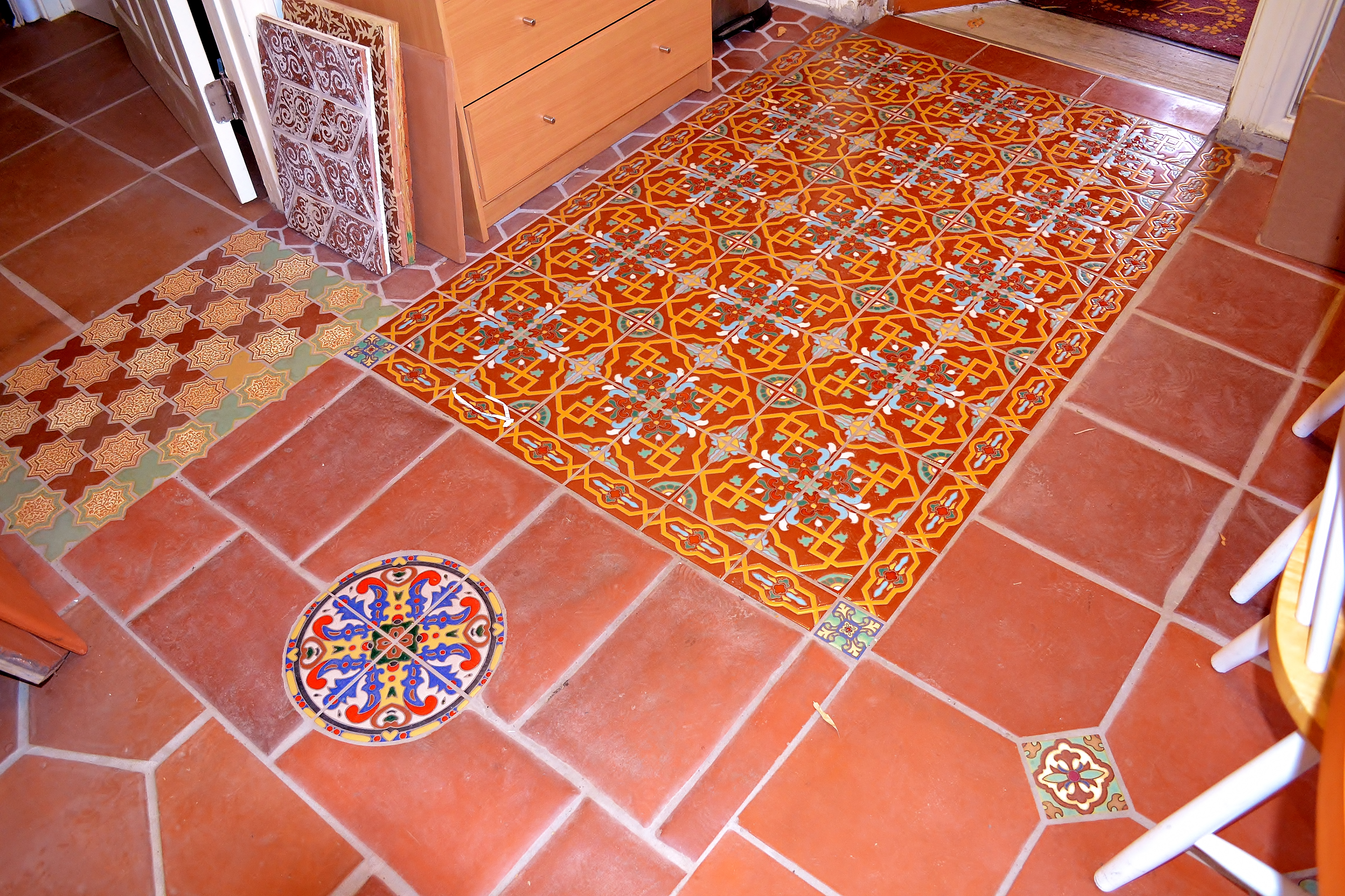 Ceramic Tile Or Luxury Vinyl Flooring Ideal Flooring Will Help You