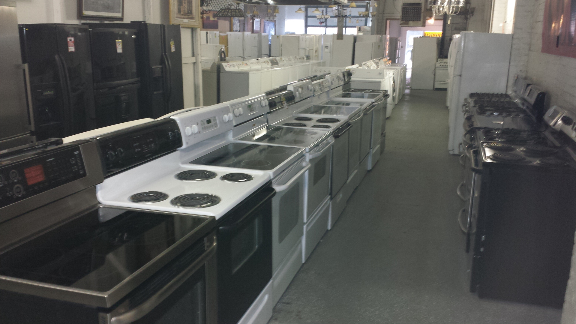 3 Benefits Of Buying Used Appliances At Lincoln 39 S Salvage Warehouse Salvage Warehouse