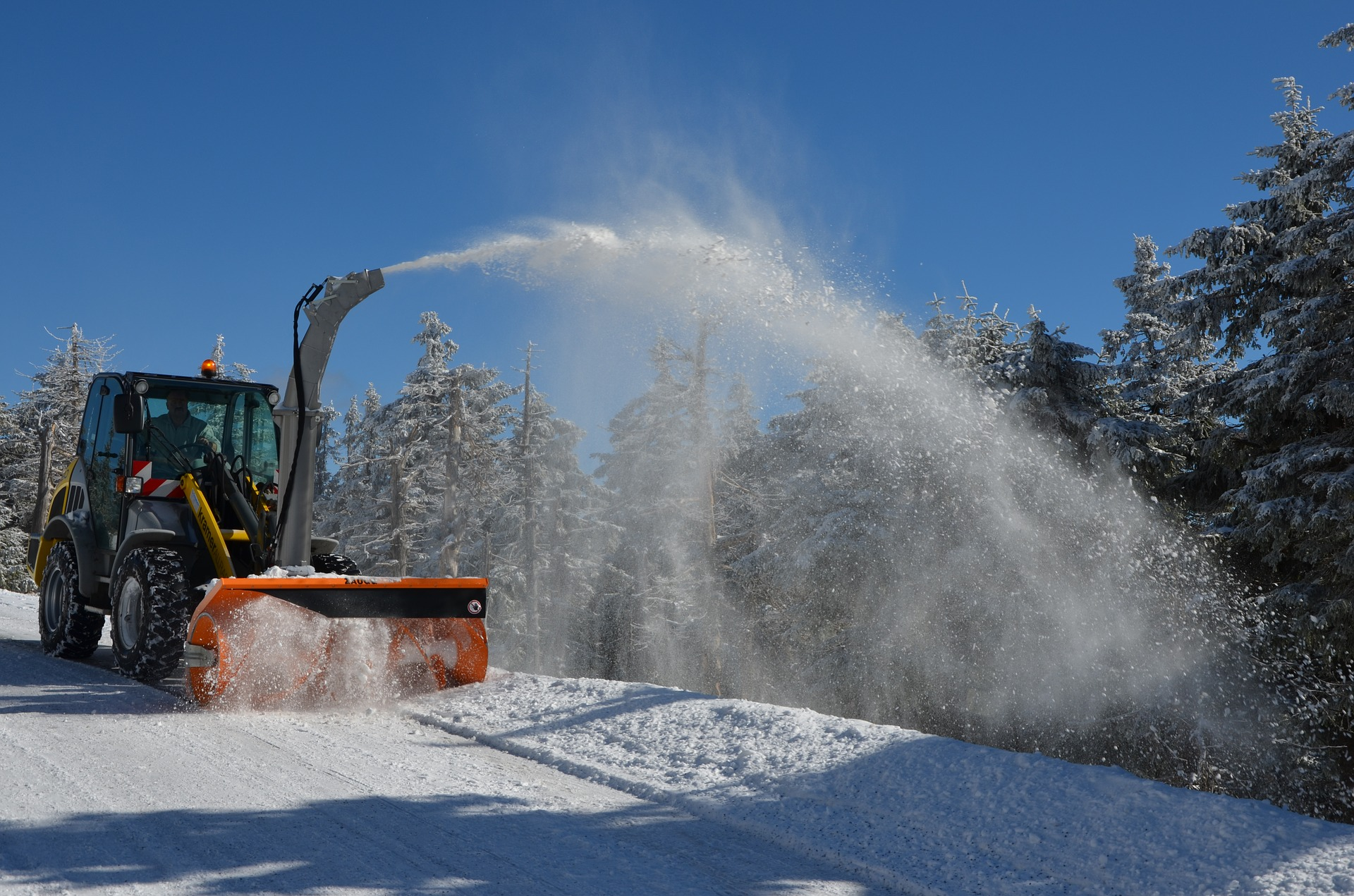 How Snow Removal Companies Can Help Businesses Flourish