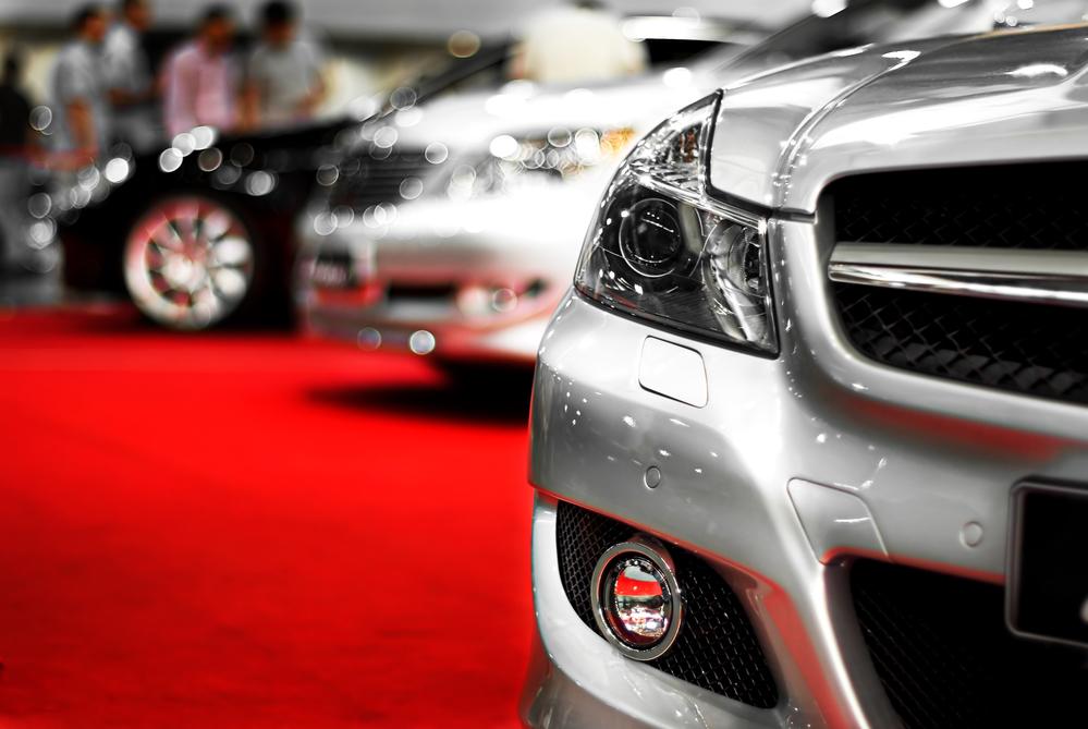 Luxury Auto Dealer