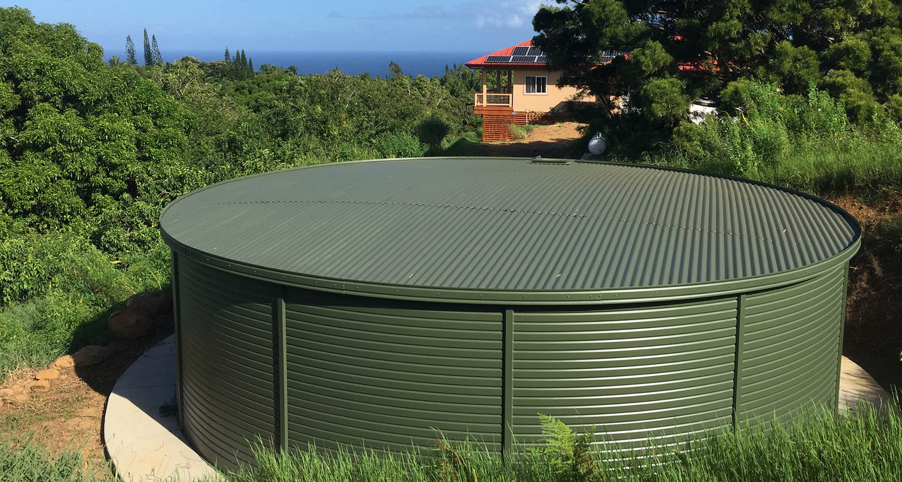 4 Benefits Of Water Tanks Amp Rainwater Catchment Systems