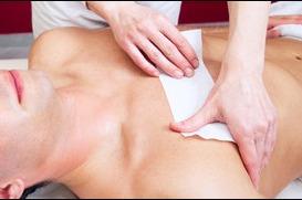 Men's waxing