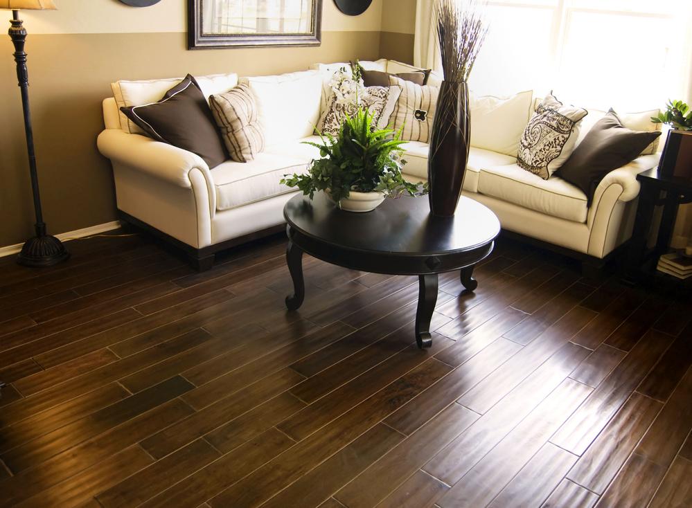 How often do your floors need hardwood refinishing for Milford flooring