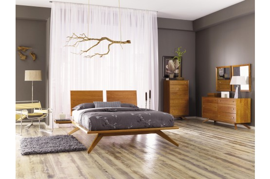 5 modern furniture pieces perfect for space challenged for Bedroom furniture hawaii