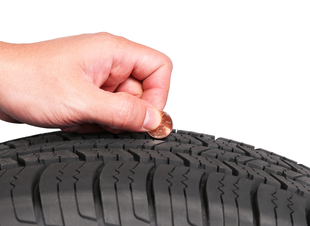 how to tell when you need new tires