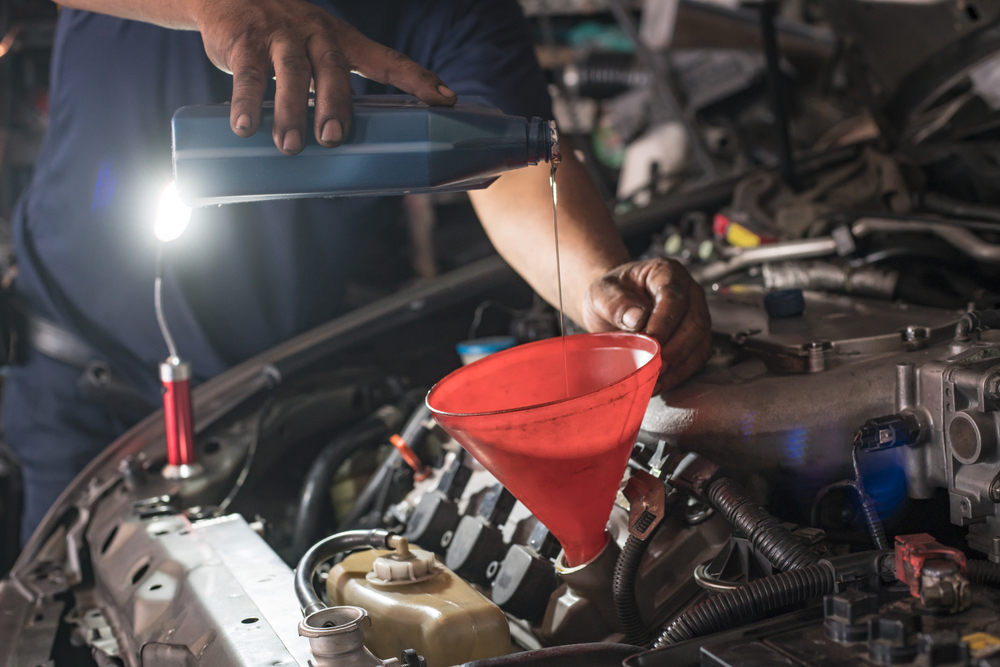 Protect Your Engine From Winter 39 S Wrath With An Oil Change