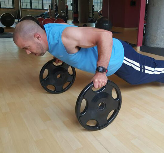 how to break workout plateau