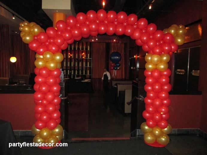 Party Fiesta Balloon Decor Celebrates Chinese New Year And The Year