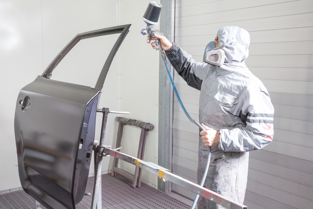 What is sandblasting what can it do for your car for Automotive paint suppliers