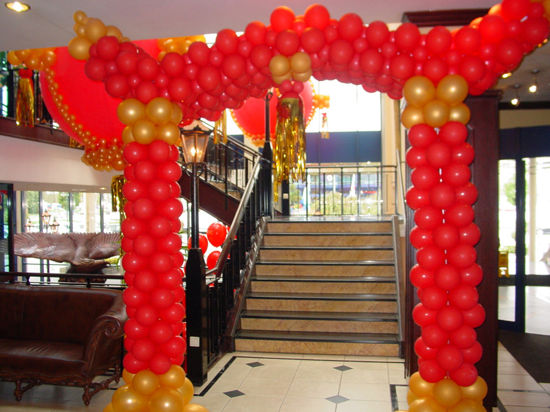 PARTY FIESTA BALLOON DECOR Celebrates Chinese New Year and ...