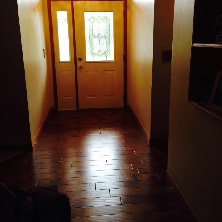 Parker floor covering in hamilton oh nearsay for Hardwood floors hamilton