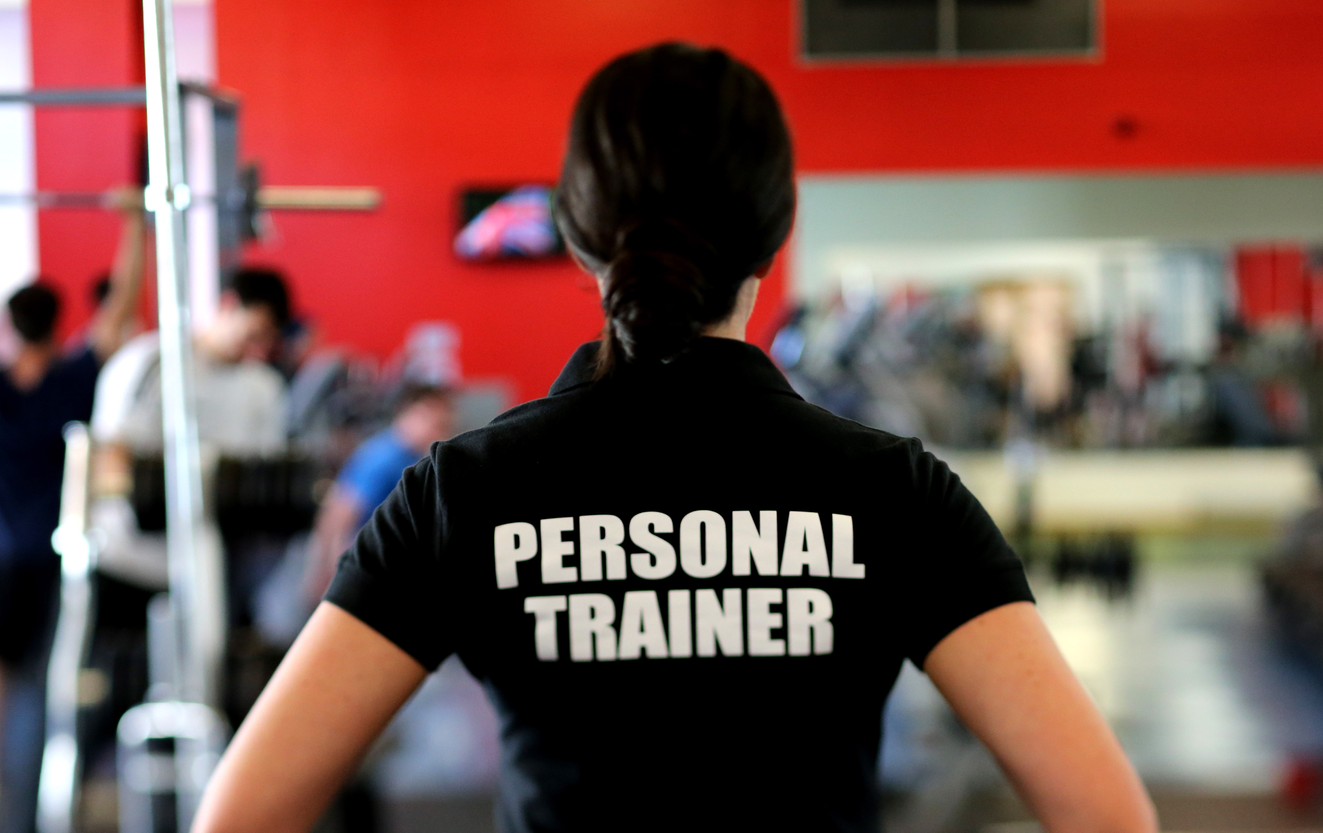 how to become a personal trainer at anytime fitness