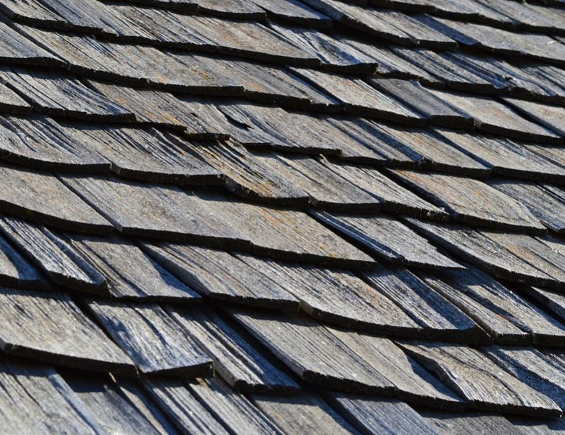 Roofing types the pros cons of each material platinum for Most expensive roof material