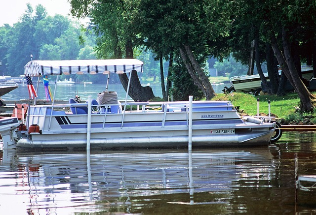 Image result for 4 Benefits of New Pontoon Boats