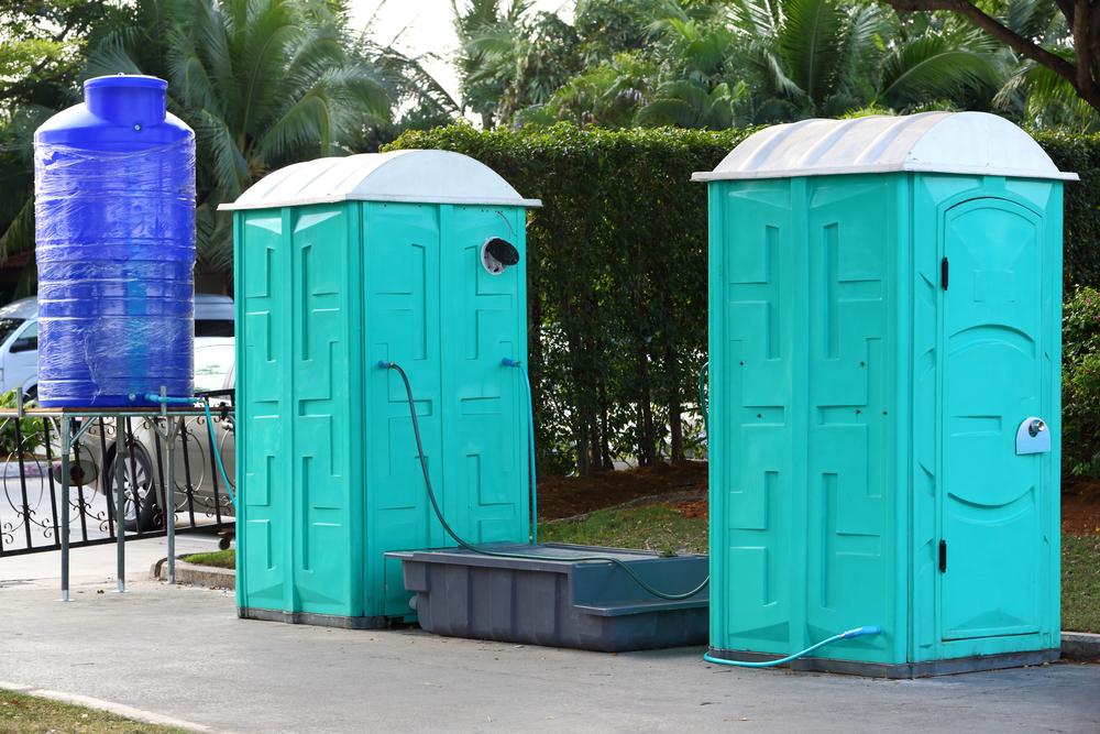 porta potty services