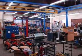 Save money with electric motor repair services from a 1 for Electric motor repair shops