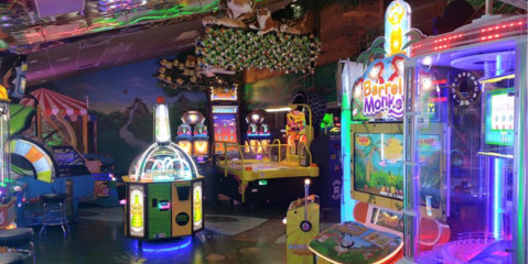 Clubhouse Fun Center Offers Some Of The Most Popular Arcade Games In Industry And Includes A Limited Number Tokens Within Their Birthday Party