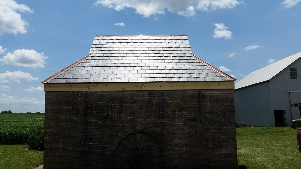 From window restoration to slate roofing legacy for Legacy restoration